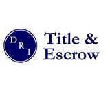 DRI Title and Escrow